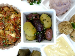 Lebanese Meza Plater