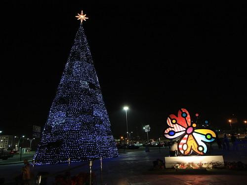 Navidad 2010 en el centro cultural universitario