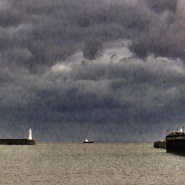 ~ from Dover beach ~ de la plage de Douvres ~
