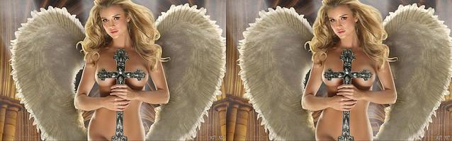 Angel - 3D Desktop S b S