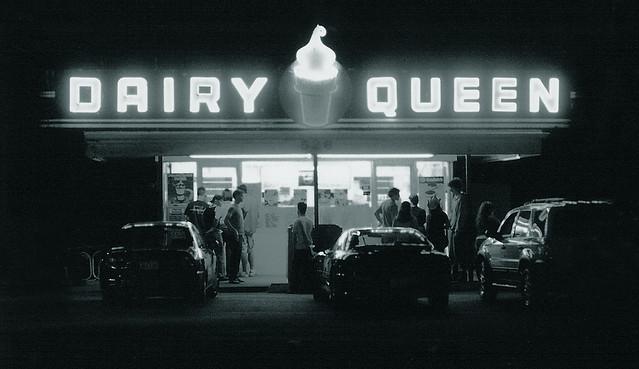 Dairy Queen, Iowa City (2002)