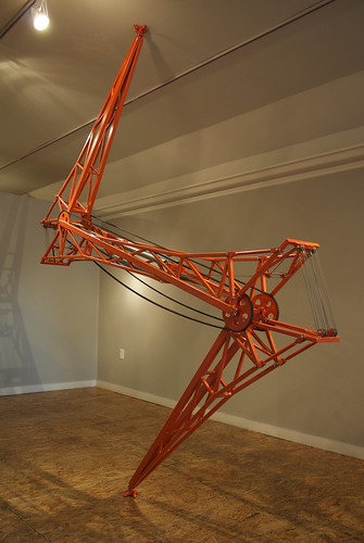 "IDan Grayber ""Interfloor Mechanism #1"""