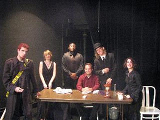 D. Sanxiun; J. Brunner; E. Gordon; M. Dalts; N. Menditz; O. Mammone | by DreamcatcherTheatreworks
