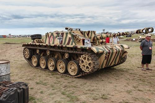 Sd Kfz 171 Stug III  (replica)