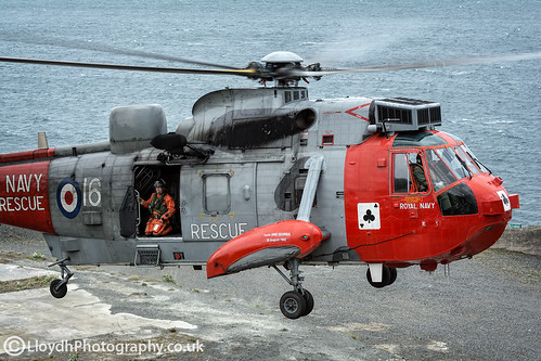771 NAS Sea King Mk5 | by lloydh.co.uk