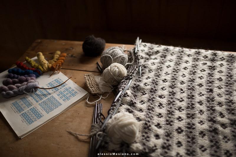 Faroese wool