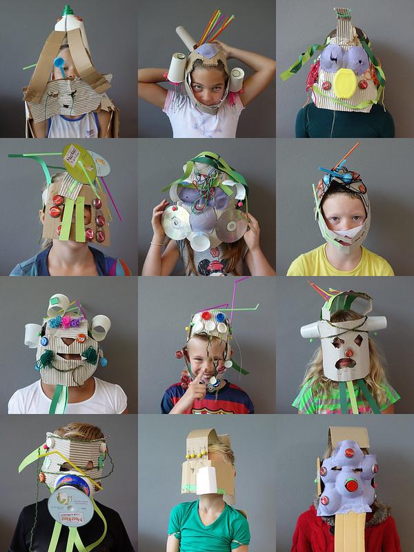 Monsterlijke maskerade