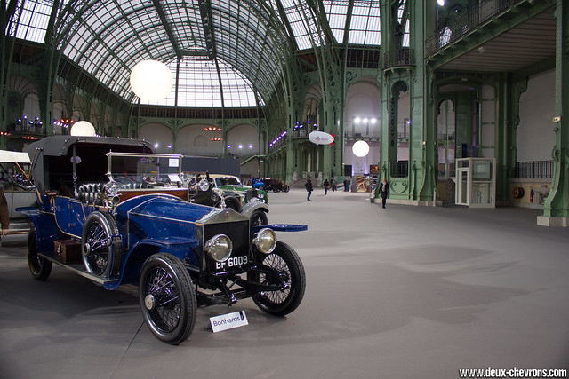 Bonhams au Grand Palais 2013 - Rolls Royce Silver Ghost - 1920
