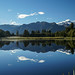 Matheson Lake, Franz Josef, New Zealand
