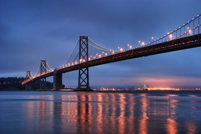 Great night, awesome bridge