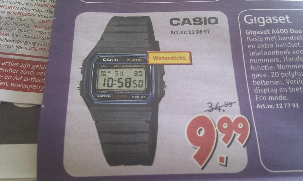 Huh, zijn we weer terug in 1990? #kijkshop