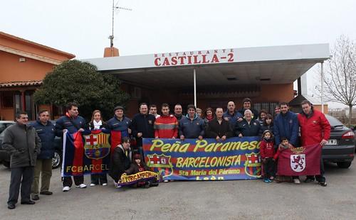 Reunión Santa Maria del Páramo.