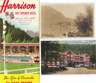 Harrison Hot Springs Hotel History | by glenalan54