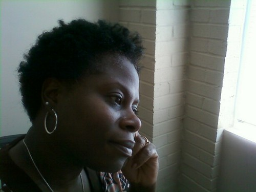 Natural hairstyle twa twist out   by Thirsty Roots