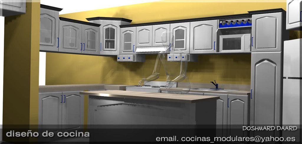 1114 5 cocinas modulares cocinas modulares - Cocinas modulares ...