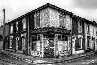 22/365 Abandoned Portsmouth - Corner-Shop | by Hexagoneye Photography