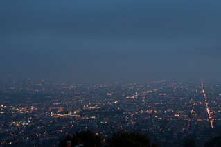 Los Angeles at dusk | by InSapphoWeTrust