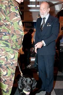 2010.Prince Michael Treo and Sergeant Heyhoe