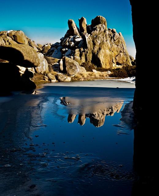 la pedriza (sierra de madrid) Panorama  8 copia r