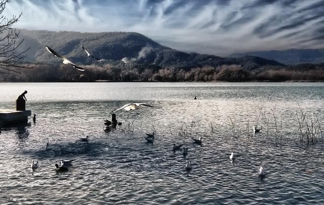 Lago de Banyolas