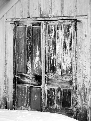 blackandwhite doors ourdailychallenge