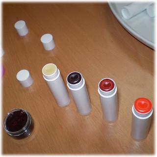 Huulepalsami töötuba / WORKSHOP: making lip balms   by craftwerk_ee