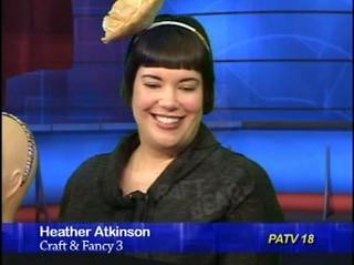 Heather Atkinson - Talking With Yale Cohn | by PATV Channel 18 Iowa City