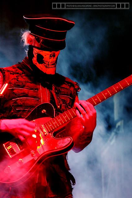 Rob Zombie - SOUNDWAVE - 26th February 2011-3