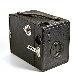 Conley Kewpie No.2 Box Camera