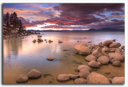 longexposure sunset sun nature water clouds laketahoe ndfilter 1635mmf28l canoneos5dmarkii mshaw 5dmark2