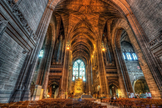 More from Liverpool Cathedral
