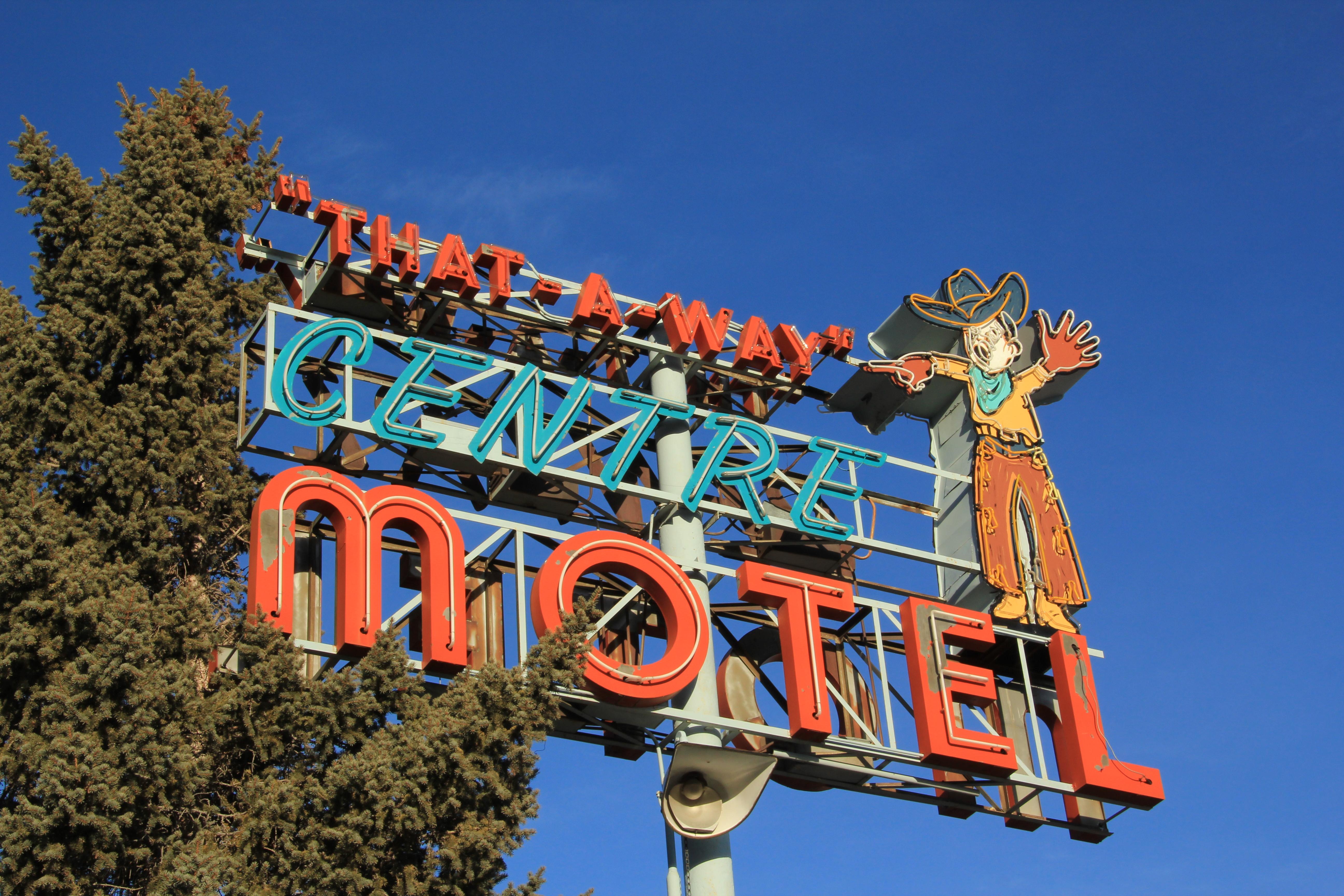 Centre Motel – 475 3rd Street, Elko, Nevada U.S.A. – January 26, 2011