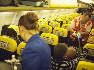 Muerte pasajero Ryanair Tenerife | by Kailos (TremendoViaje.com)