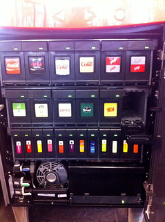 Custom Coke machine - Syrup cartridges | by Moriartys