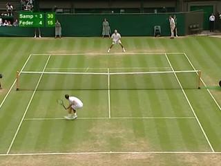 Roger Federer - Pete Sampras | by tennis buzz