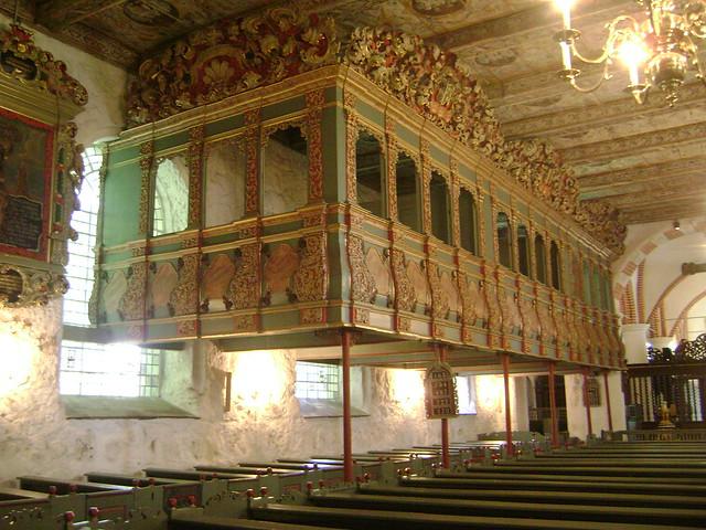Lüdingworth, St. Jacobus d. Ältere