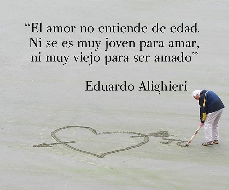 No Hay Edad Para El Amor Amor Pareja Amar Novia Novi