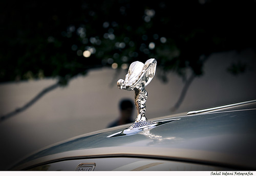 Another Spirit of Ecstasy pic, quite easily the best emblem in the automobile industry!! | by Sahil Udani