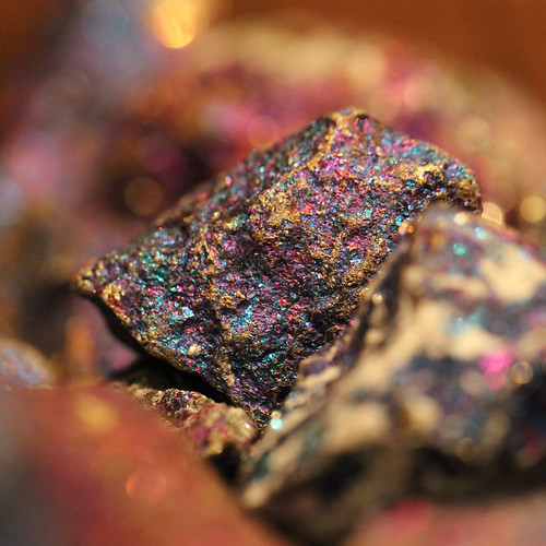 Chalcopyrite (Peacock Ore) | by Henrique Vicente