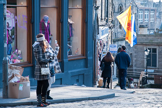 Edinburgh Tourists | by Chris(UK)