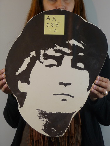 The Beatles Head Masks John