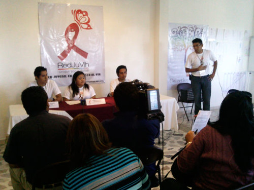 Press Conference 1 | by HIV Young Leaders Fund