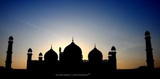 bashahi mosque | by Khizar Rajput