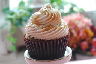 Apple Spice Cupcakes | by DixieBelleCupcakeCafe