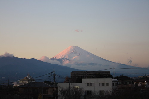 Mt.Fuji 2010-12-22 | by kouwatan