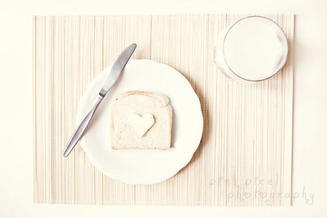 Petit déjeuner~