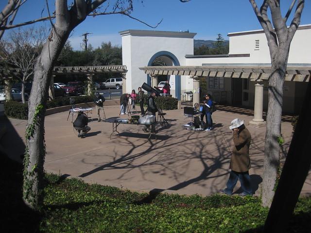 IMG_3334 Santa Barbara Astronomical Unit at Hope Elementary School Science Saturday