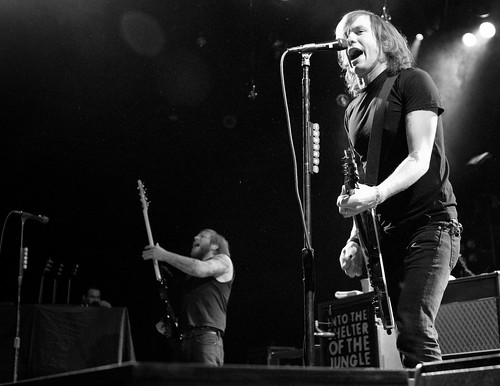 Against Me! @ The Fillmore Auditorium   by tehgipster