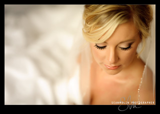 Ashley & Ryan | Veiled Beauty, Take 2 | by Sean Molin Photography