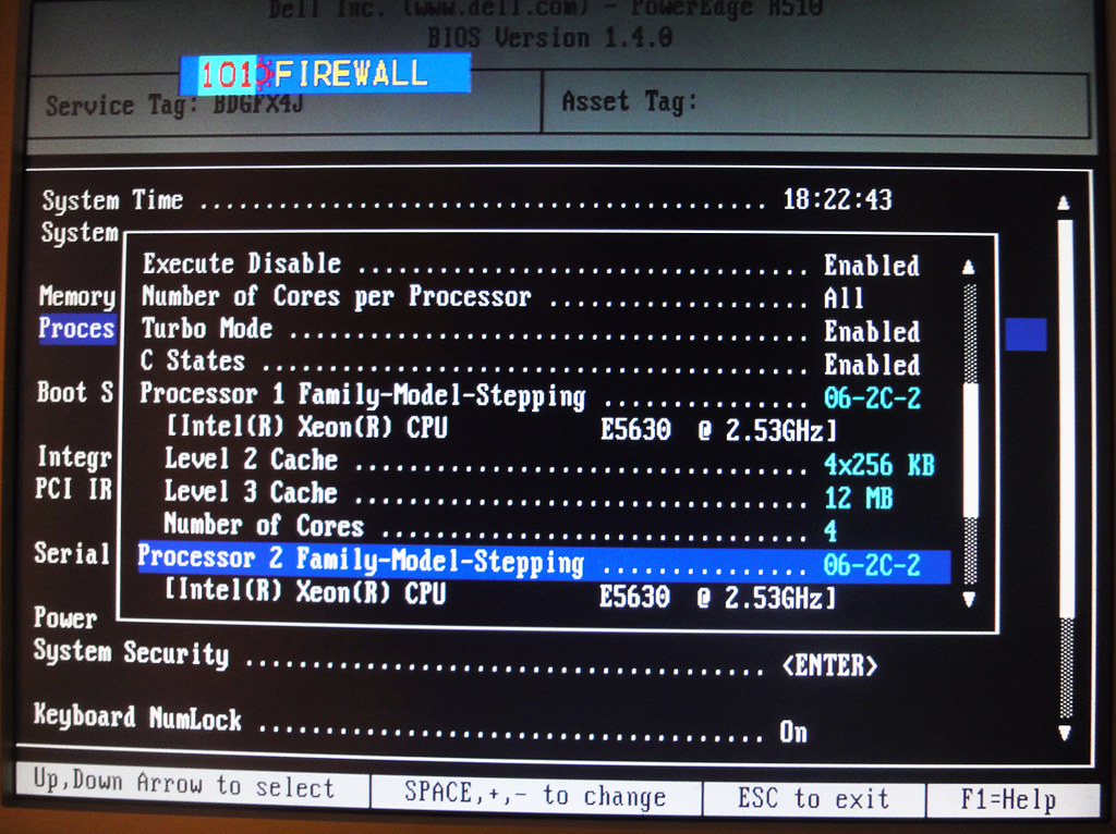 DSC08528 - Dell Bios PowerEdge R510 | W__________ | Flickr